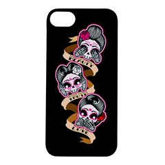 Skull Beauties Apple iPhone 5S Hardshell Case