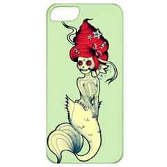 Once a Mermaid Apple iPhone 5 Classic Hardshell Case