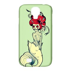 Once a Mermaid Samsung Galaxy S4 Classic Hardshell Case (PC+Silicone)