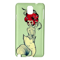 Once a Mermaid Samsung Galaxy Note 3 N9005 Hardshell Case