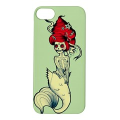 Once A Mermaid Apple Iphone 5s Hardshell Case