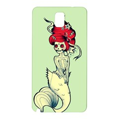 Once A Mermaid Samsung Galaxy Note 3 N9005 Hardshell Back Case