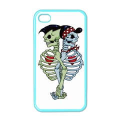 Love Me Forever Apple Iphone 4 Case (color)