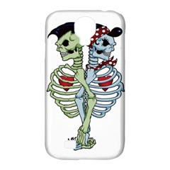 Love me forever Samsung Galaxy S4 Classic Hardshell Case (PC+Silicone)