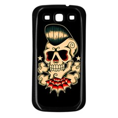 Rocky Samsung Galaxy S3 Back Case (Black)