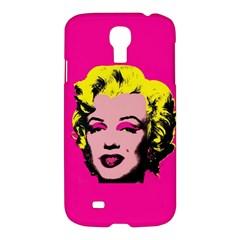 Warhol Monroe Samsung Galaxy S4 I9500/I9505 Hardshell Case