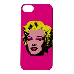 Warhol Monroe Apple Iphone 5s Hardshell Case