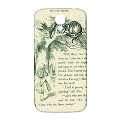 Alice in Bookland Samsung Galaxy S4 I9500/I9505  Hardshell Back Case
