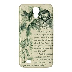 Alice In Bookland Samsung Galaxy Mega 6 3  I9200 Hardshell Case