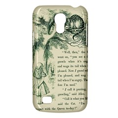 Alice in Bookland Samsung Galaxy S4 Mini (GT-I9190) Hardshell Case