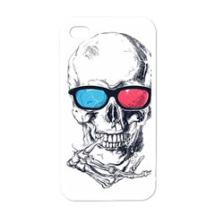 3Death Apple iPhone 4 Case (White)