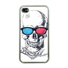 3death Apple Iphone 4 Case (clear)