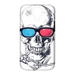 3Death Samsung Galaxy S4 Classic Hardshell Case (PC+Silicone)