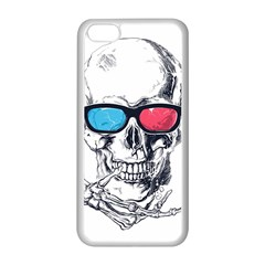 3Death Apple iPhone 5C Seamless Case (White)