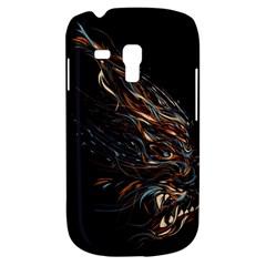 A Beautiful Beast Samsung Galaxy S3 MINI I8190 Hardshell Case