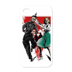 Dance of the Dead Apple iPhone 4 Case (White)