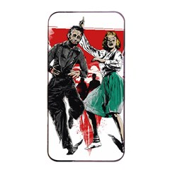 Dance of the Dead Apple iPhone 4/4s Seamless Case (Black)