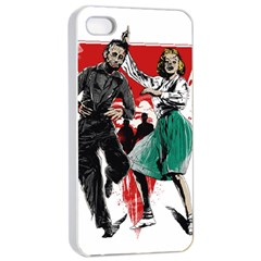 Dance of the Dead Apple iPhone 4/4s Seamless Case (White)