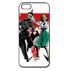 Dance Of The Dead Apple Iphone 5 Seamless Case (black)