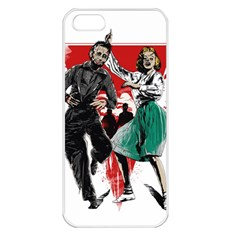 Dance Of The Dead Apple Iphone 5 Seamless Case (white)