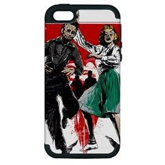 Dance of the Dead Apple iPhone 5 Hardshell Case (PC+Silicone)