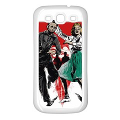 Dance of the Dead Samsung Galaxy S3 Back Case (White)