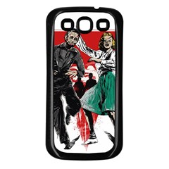 Dance of the Dead Samsung Galaxy S3 Back Case (Black)