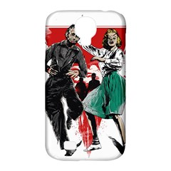 Dance of the Dead Samsung Galaxy S4 Classic Hardshell Case (PC+Silicone)