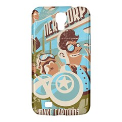 Nerdcorps Samsung Galaxy Mega 6.3  I9200 Hardshell Case