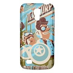 Nerdcorps Samsung Galaxy S4 Mini (GT-I9190) Hardshell Case