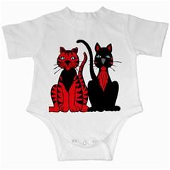 Cool Cats Infant Bodysuit