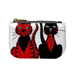 Cool Cats Coin Change Purse
