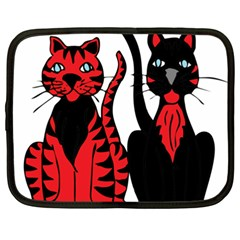 Cool Cats Netbook Sleeve (XXL)