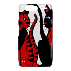 Cool Cats Motorola Droid Razr XT912 Hardshell Case