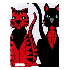 Cool Cats Apple Ipad 3/4 Hardshell Case