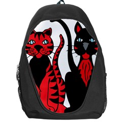 Cool Cats Backpack Bag