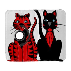 Cool Cats Samsung Galaxy S  III Flip 360 Case