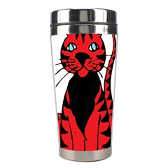 Cool Cats Stainless Steel Travel Tumbler