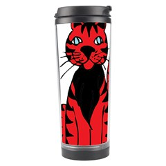 Cool Cats Travel Tumbler