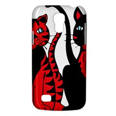 Cool Cats Samsung Galaxy S4 Mini (GT-I9190) Hardshell Case
