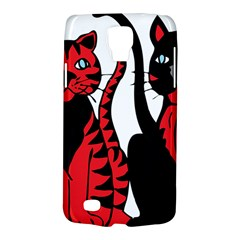 Cool Cats Samsung Galaxy S4 Active (I9295) Hardshell Case