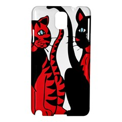 Cool Cats Samsung Galaxy Note 3 N9005 Hardshell Case