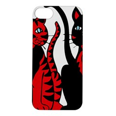 Cool Cats Apple iPhone 5S Hardshell Case