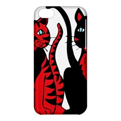 Cool Cats Apple iPhone 5C Hardshell Case