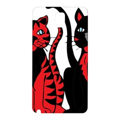 Cool Cats Samsung Galaxy Note 3 N9005 Hardshell Back Case