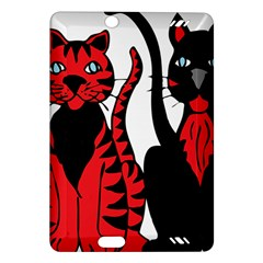 Cool Cats Kindle Fire HD 7  (2nd Gen) Hardshell Case