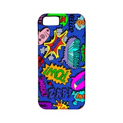 Bubbles Apple iPhone 5 Classic Hardshell Case (PC+Silicone)