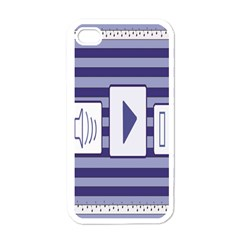 Music time Apple iPhone 4 Case (White)