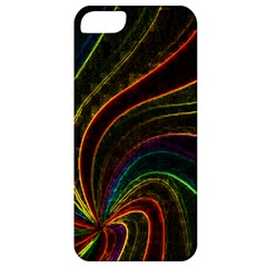Neon Twist Apple iPhone 5 Classic Hardshell Case