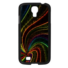 Neon Twist Samsung Galaxy S4 I9500/ I9505 Case (black)